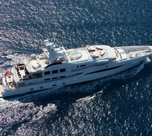 M/Y Step One still available for South of France charters