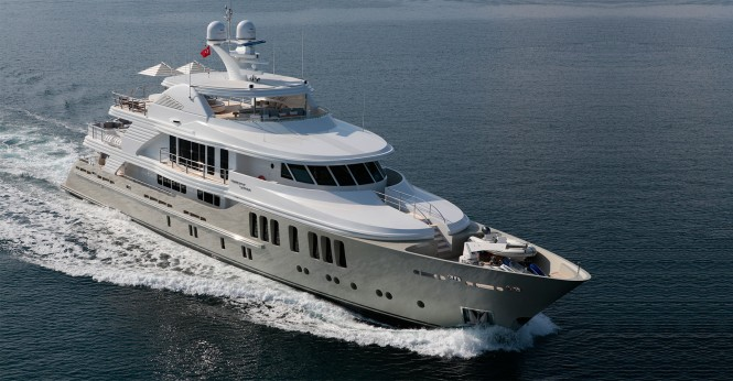 M/Y ORIENT STAR - Built by CMB Yachts