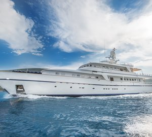 Special offer: 10 days for 8 with M/Y Cheetah Moon on Mediterranean charters
