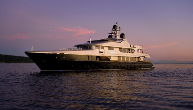 Motor yacht ODESSA - Built by Turquoise Yachts