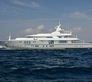 Top 18 Mediterranean Superyachts for Summer Charter
