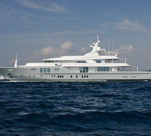 Top 18 Mediterranean Superyachts for Summer Charter