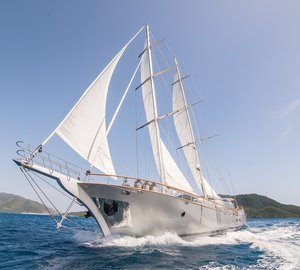 Special offer: Fill the gap with S/Y Silver Moon on an Eastern Mediterranean charter
