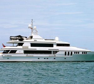 Special offer: Big savings on M/Y Claire charters in Florida and the Bahamas