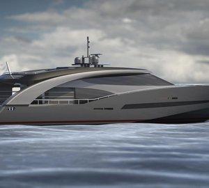 Cerri Cantieri Navali reveals more details on 27m Fuoriserie superyacht Freedom