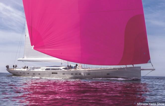 Baltic Yachts sailing yacht PINK GIN VI