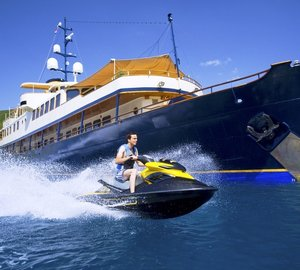 Charter classic M/Y Seagull II in the Eastern Mediterranean