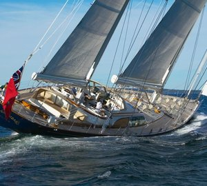 Special offer: 15% price reduction on Western Mediterraneran charters with S/Y Asolare