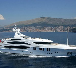 Special offer: Reduced charters aboard M/Y Andreas L in the Western Mediterranean