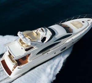Charter open yacht Beauty in the Eastern Mediterranean