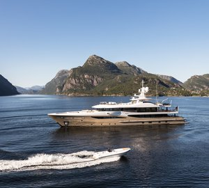 Brand new M/Y Lili ready for charters in the glamorous Mediterranean