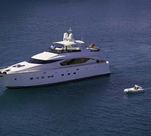 Special offer: Superyacht Meme offers 10 days for 8 on an Eastern Mediterranean charter