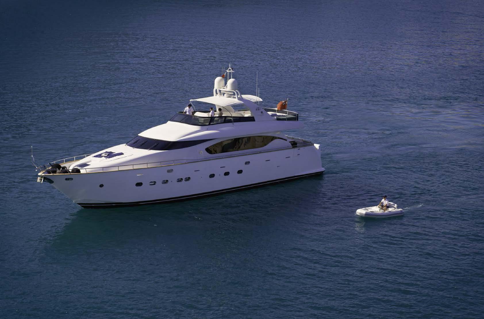 Luxury yacht MEME - Built by Maiora