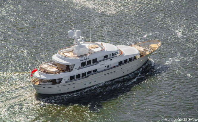 Luxury yacht SOPRANO - Built by Hakvoort