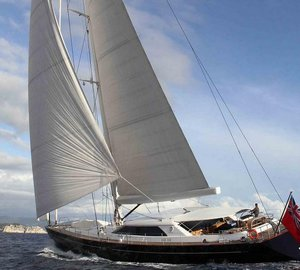 Special offer: 8 days for 7 on S/Y State of Grace charters in the Western Mediterranean