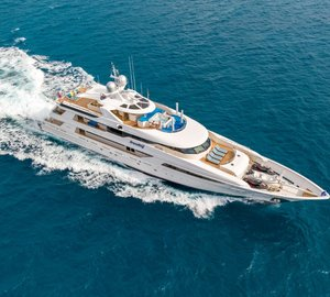 Special offer: Reduced prices for Western Mediterranean charters aboard M/Y Trending