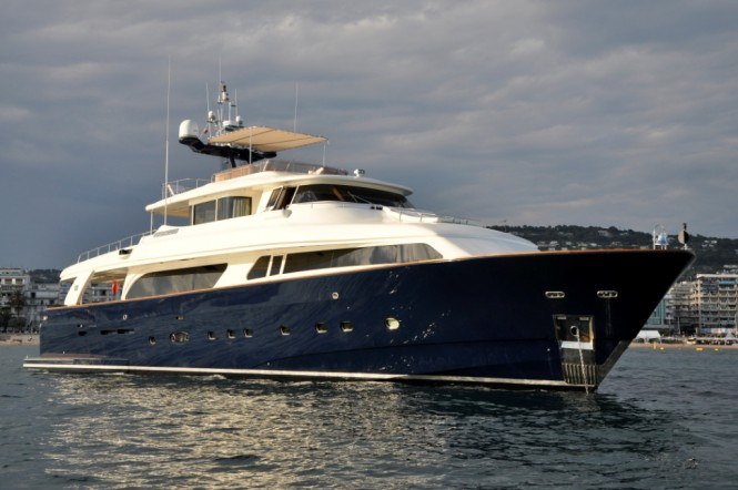 Motor Yacht CONQUISTADOR - Built by CRN Yachts
