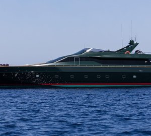 Special offer: Superyacht Can't Remember available at low season rate for Greece charters