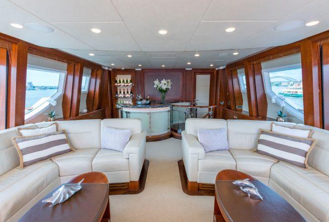 Motor yacht MASTEKA 2 - Skylounge