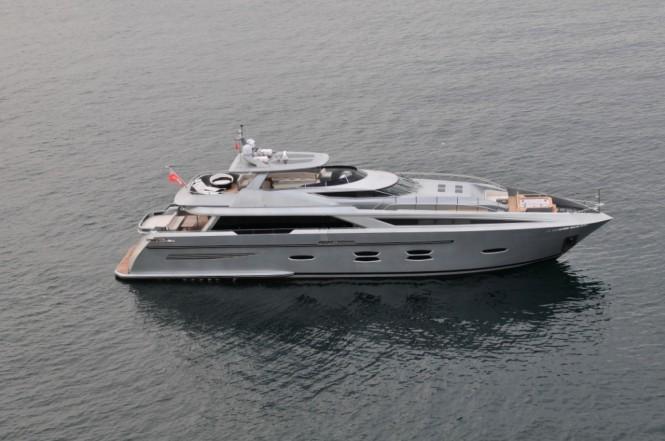 Motor yacht MEYA MEYA - Built by Logos Marine