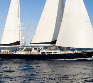 Special offer: 10% discount for September charters in the Western Mediterranean aboard S/Y Axia