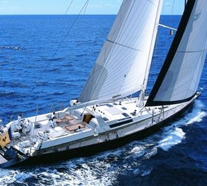 Fill the gap: Charter sailing yacht Amadeus in the Eastern Mediterranean