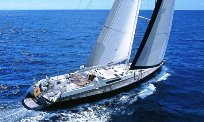 Sailing yacht AMADEUS - Built by Dynamique