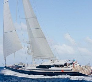 Charter sailing yacht Sea Quell in the Caribbean this winter