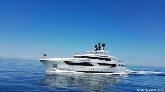 Superyacht ANDIAMO - Built by Baglietto