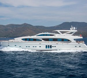 Special offer: 10% off charters in the Balearic Islands with motor yacht Madness