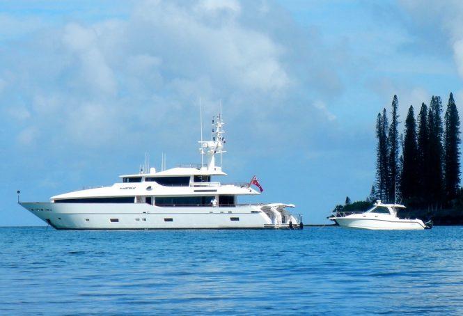 Superyacht MASTEKA 2 - Built by Monte Fino