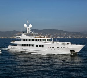 Special offer: 15 days for price of 14 in the Balearic Islands with luxury charter yacht Out