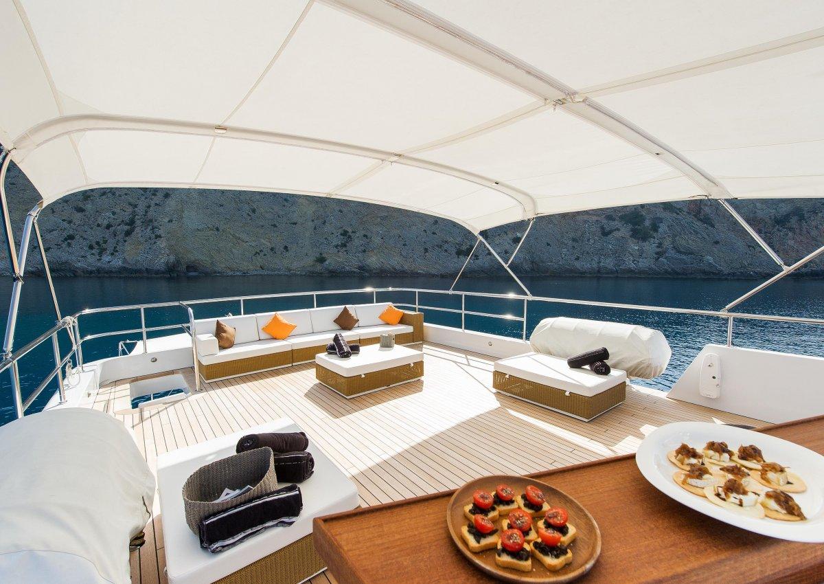 Superyacht SEMAYA - Flybridge