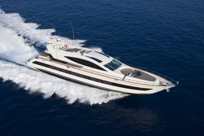 Superyacht TOBY - Built by Cerri Cantieri Navali