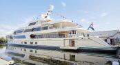 69m luxury yacht SAMAYA