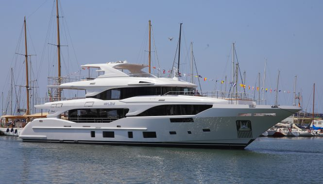 Benetti BM002 Mediterraneo 116' - Due for delivery in October
