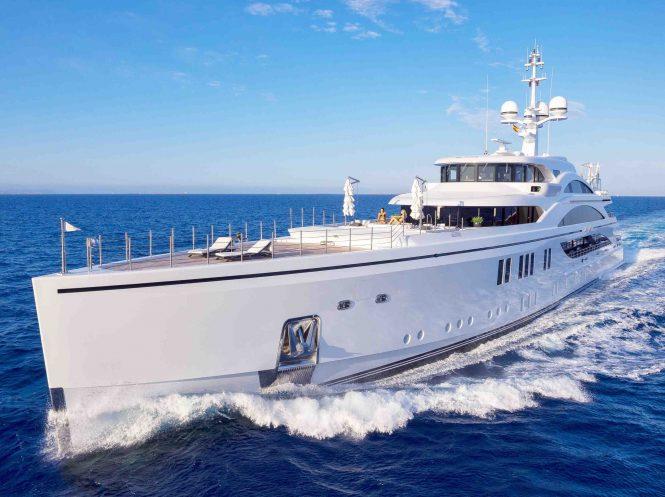 Benetti motor yacht 11.11