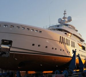 Luxury yacht Seasense delivered by Benetti