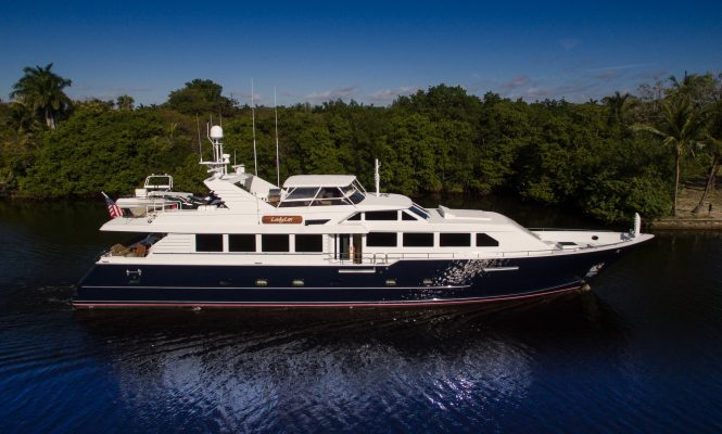 Broward Marine superyacht LADY LEX (ex.NO VACANCY)