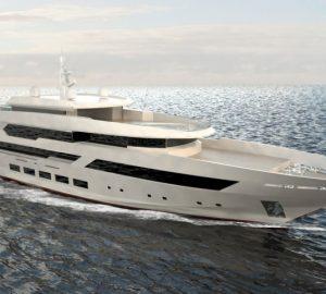 Construction update: M/Y Haifa from Aegean Yacht