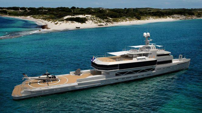 Explorer yacht SILVER LOFT - Built by Silver Yachts
