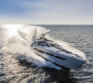 Pershing 9x launched and named 'Najati'