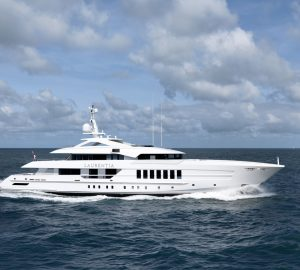 Hessen delivers 55m M/Y Laurentia