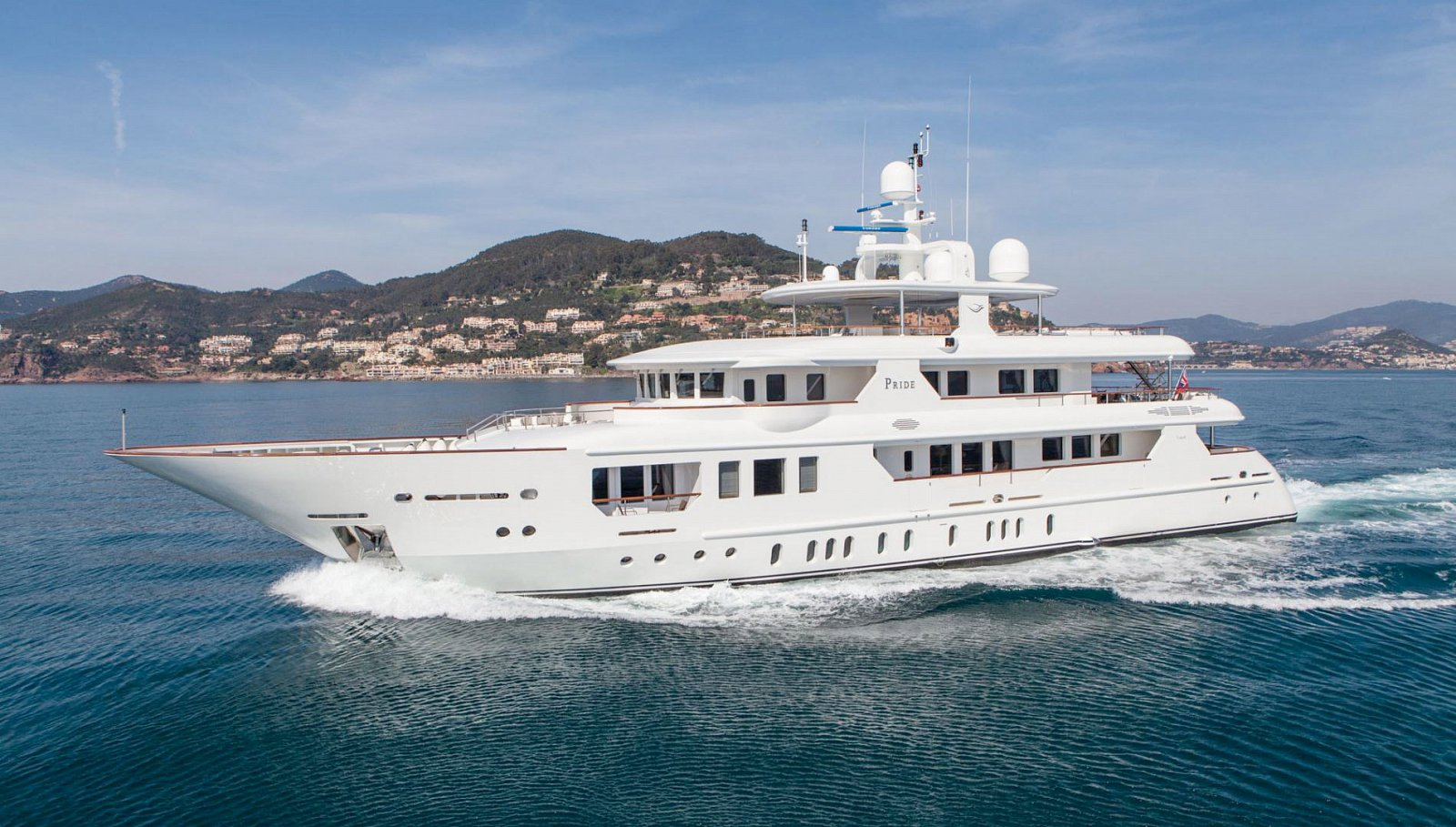 Motor yacht PRIDE - Built by Viudes Yachts