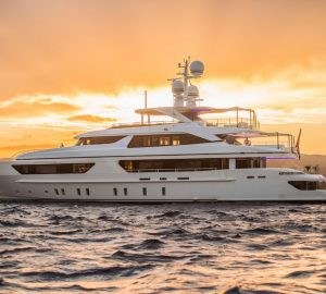 Special offer: Reduced charters in the Balearic Islands with superyacht Scorpion