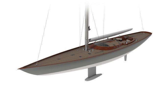 SPIRIT 111 - Concept. Image credit Spirit Yachts