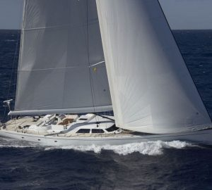 Sailing yacht Nephele ready for Western Mediterranean charter