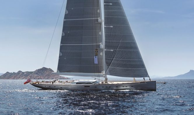 Sailing yacht PINK GIN VI - Built by Baltic Yachts