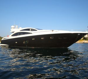Special offer: Reduced South of France charters with Sunseeker M/Y Firecracker