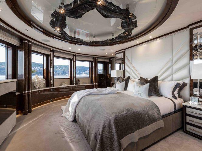 Superyacht 11.11 - Master suite